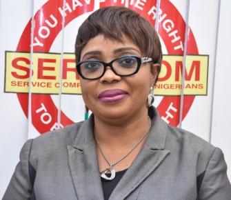 </p> <p><center>Mrs Henrietta Okokon</center>